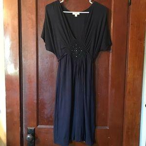 Candies • dark blue dress